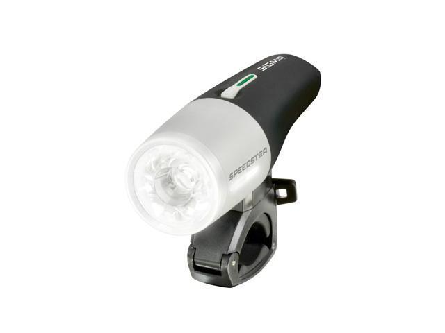 Sigma Speedster Bicycle 230 Lumens Rechargeable Water Resistant Front LED Light