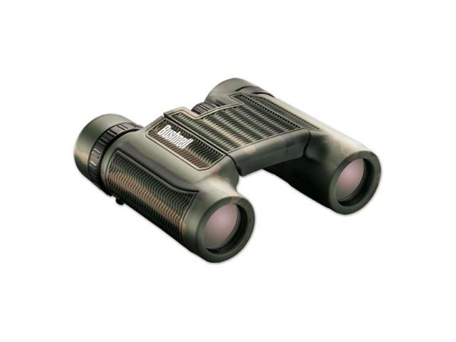 Bushnell H2O 10x25mm Camo Waterproof Binoculars, Clam - 130106C