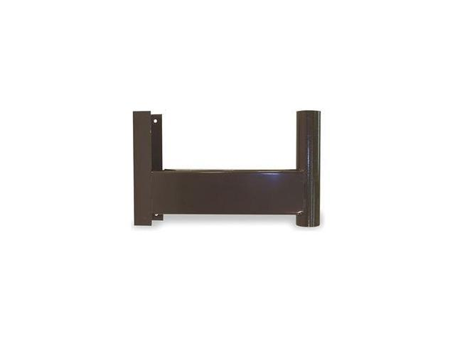 Mounting Bracket, Steel, Gray