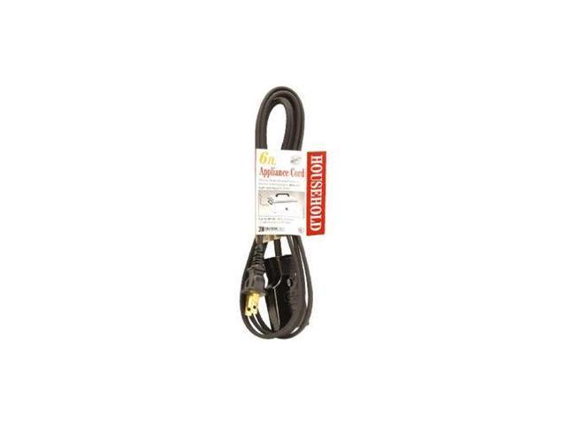 6' 16/2 HPN Appl Cord