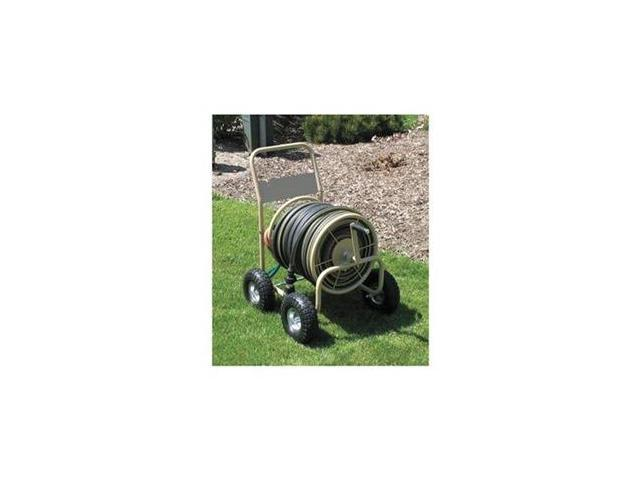 Portable Hose Cart, Steel, 16-1/2 In.
