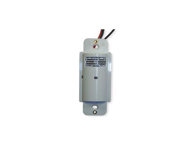 Motion Sensor, Ultrasonic, White
