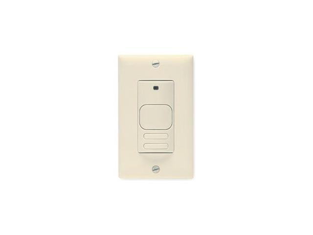Motion Sensor, Passive, Dual Circuit, Ivory