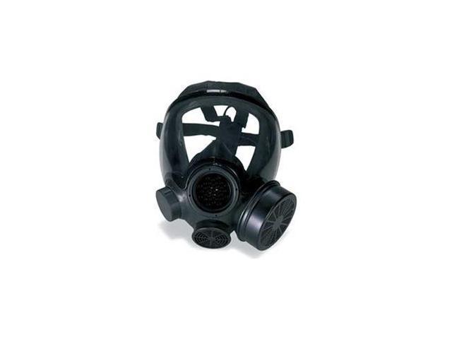 Gas Mask Cartridge, P100, Black, PK 6