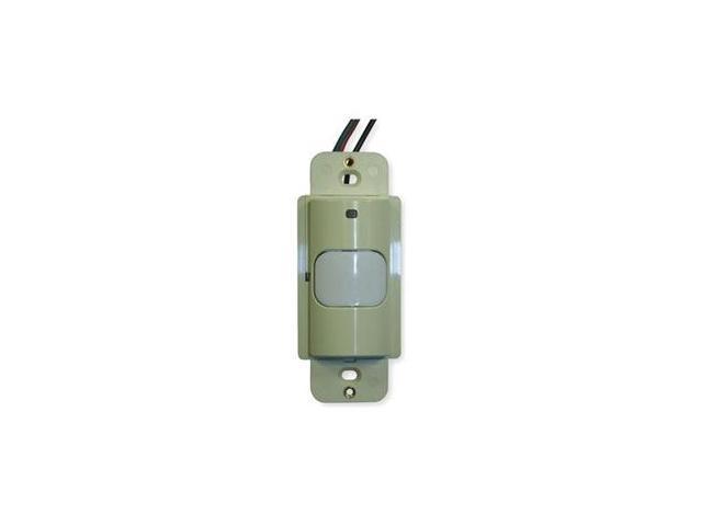 Motion Sensor, Passive Infrared, Ivory