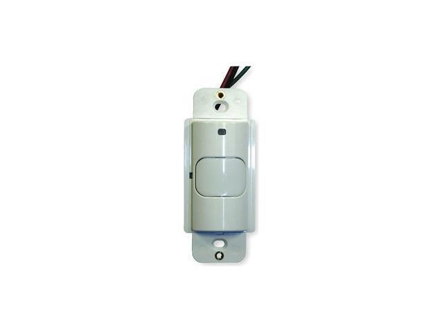 Motion Sensor, Passive Infrared, White