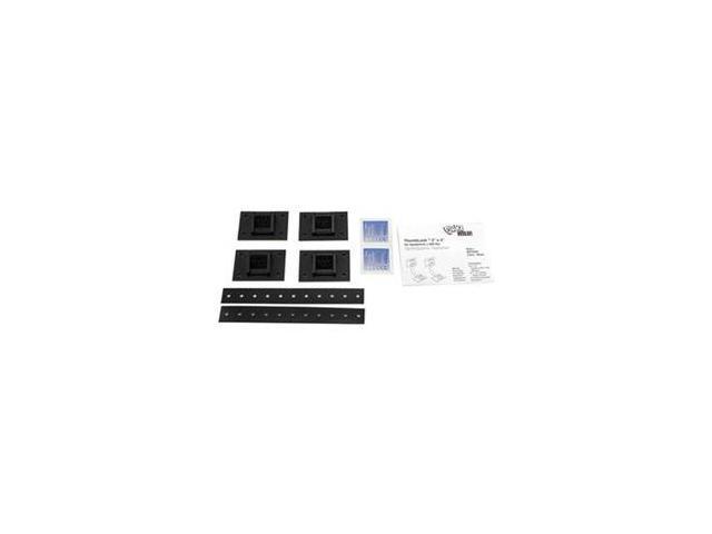 Equipment Fastener, 200 Lbs, Black
