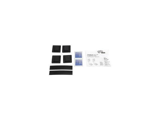Equipment Fastener, 50 Lbs, Black