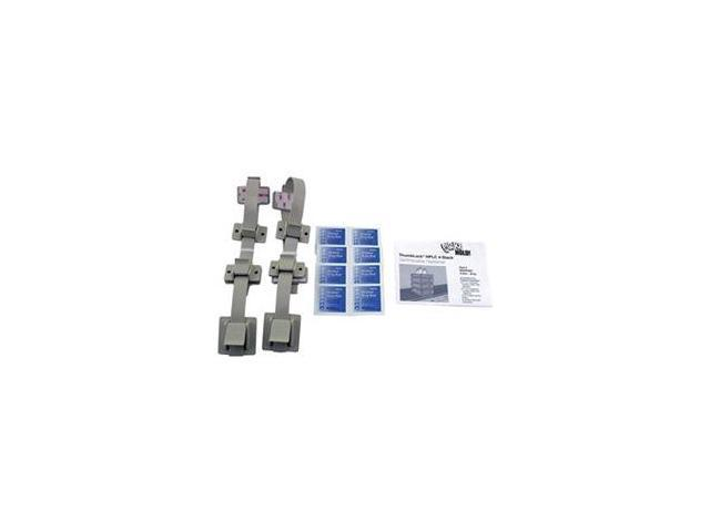 HPLC 4-Stack Fastener, Gray