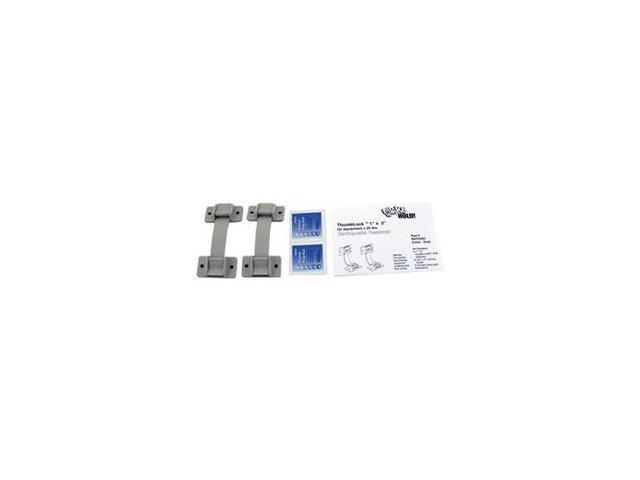 Equipment Fastener, 25 Lbs, Gray
