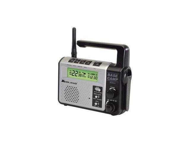 Midland Frs/Gmrs Base Camp Radios Xt511