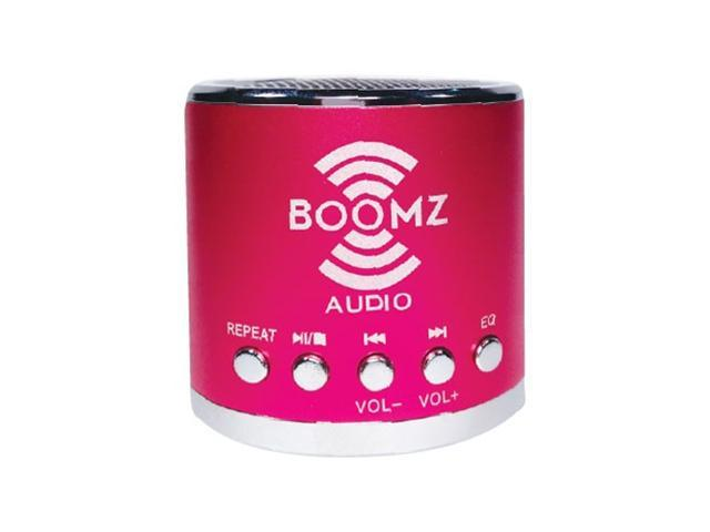 BOOMZ Audio is the revolutionary new mini speaker that allows you to play music (MP3) with any smart phone, media device, laptop, or tablet ...