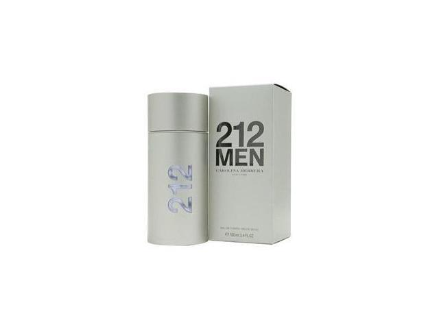 212 Men by Carolina Herrera 3.4 oz EDT Spray