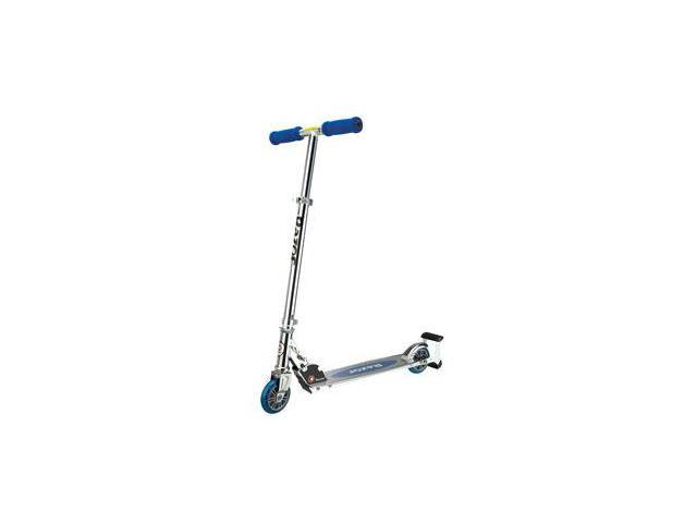 Razor Spark Aluminum Folding Kick Scooter – Blue
