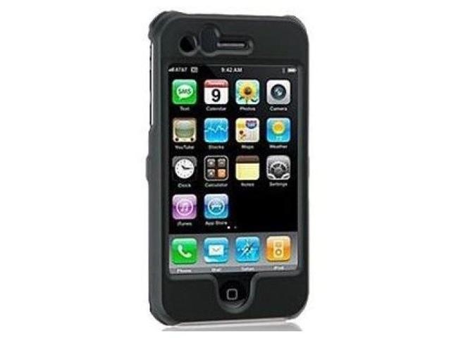 Fosmon Rubberized Hardshell Case for Apple iPhone 3G / 3GS