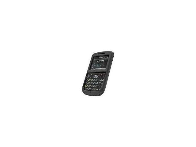 Fosmon Rubberized Hardshell Case for HTC Ozone VX6175 (Black)