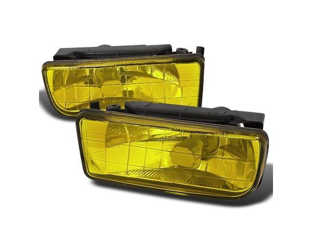 Spec-D Tuning Foglights Yellow LF-E3692AM-GD