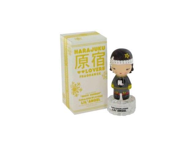 Harajuku Lovers Snow Bunnies Lil' Angel by Gwen Stefani Eau De Toilette Spray .33 oz for Women