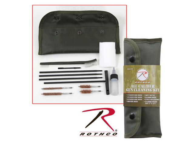 Rothco All Caliber Gun Cleaning Kit