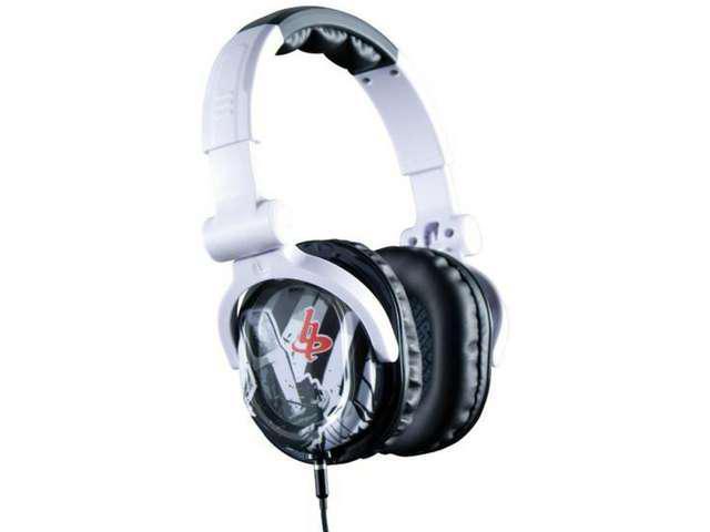 Kicker HP541TJ DJ-Style On-Ear Headphones