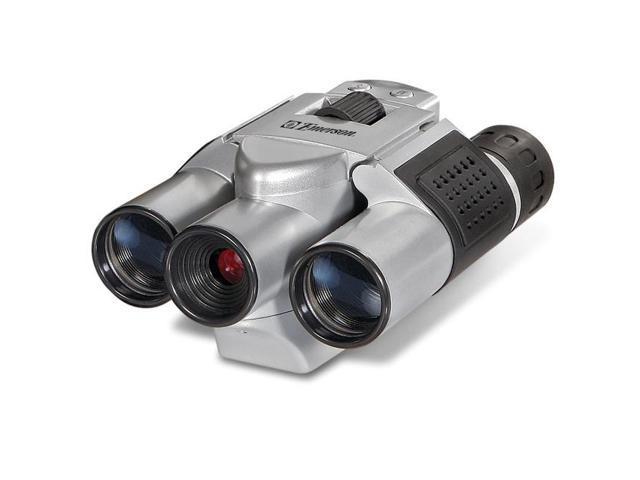 Emerson Compact 10x25 Digital Camera Binocular with LCD Display