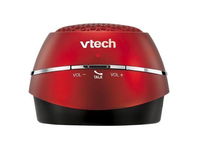 Vtech Speaker System - Wireless Speaker(s) - Red