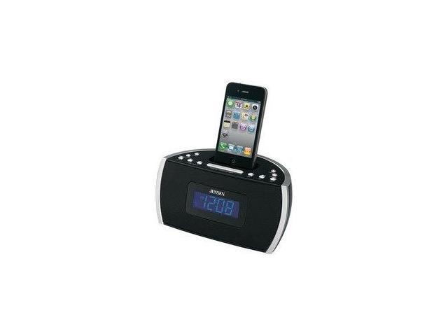JENSEN JiMS-125i Docking Digital Music System for iPod/iPhone