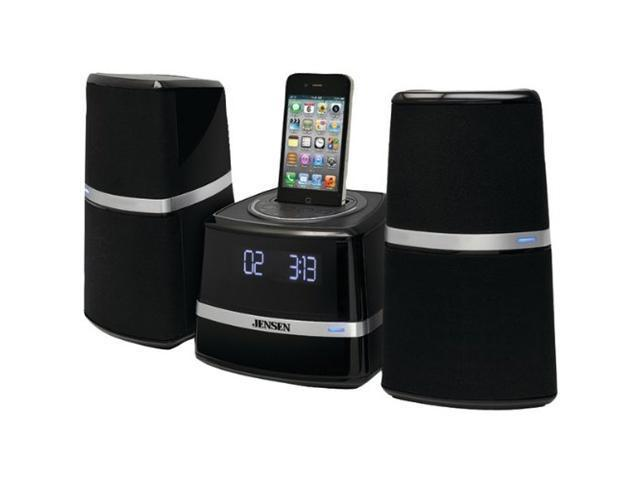 JENSEN JIMS-252I iPhone/iPod Docking Music System