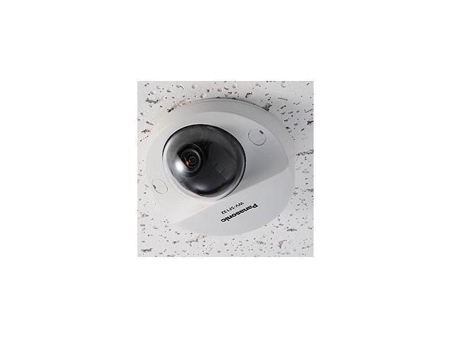 Panasonic Warranty VGA (640x480) H.264 Dome Network Camera