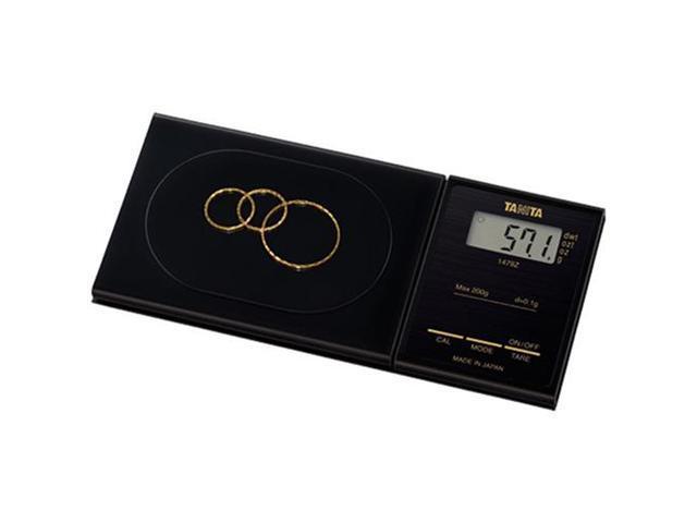 Tanita 1479Z Digital Jewelry Scale 200g x 0 1 g