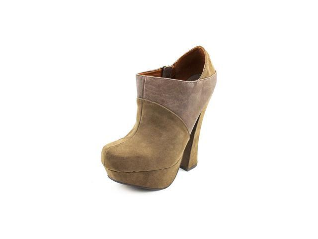 C Label Anita-3 Womens Size 7.5 Brown Booties Shoes