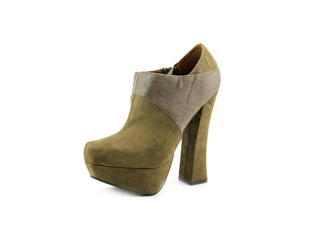 C Label Anita-3 Womens Size 7 Brown Booties Shoes