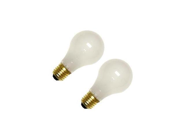 Bulbrite 120025 - 25A/220/2PK A19 Light Bulb