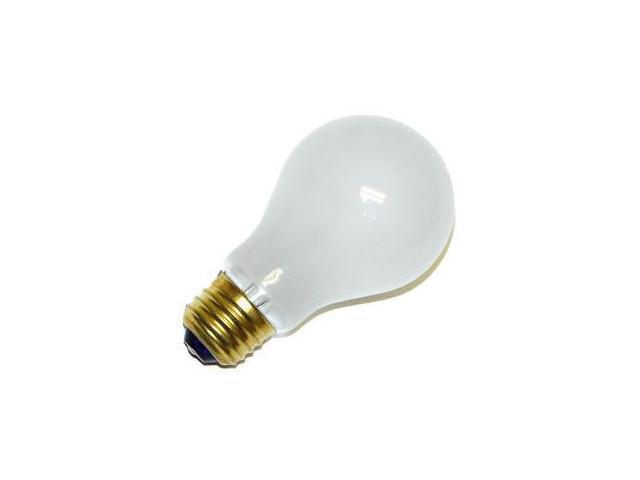 Eiko 15802 - 75A/RS-130V A19 Light Bulb