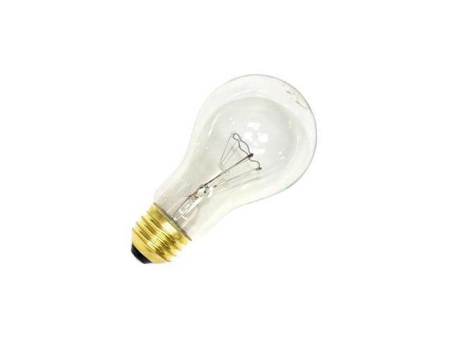 Litetronics 26930 - L-144 100 A19 CL A19 Light Bulb