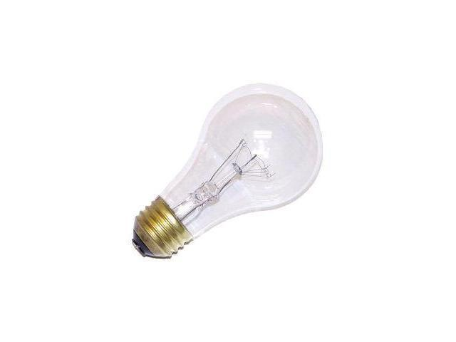 Halco 06318 - A19CL25/5 A19 Light Bulb