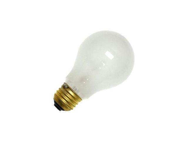 GE 72529 - 60A/S/130 EACH A19 Light Bulb