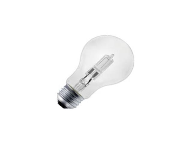 Halco 76007 - A19CL53/H A19 Light Bulb