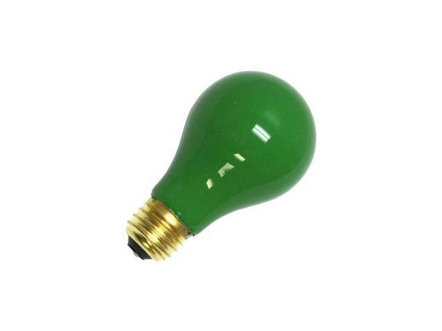 General 10021 - 100A/CG 130V EACH A19 Light Bulb