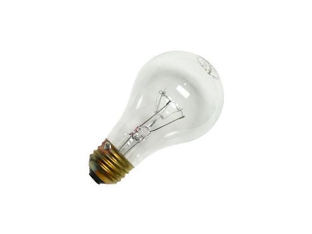 Trojan 21205 - 68A19/KCL 125-130V A19 Light Bulb