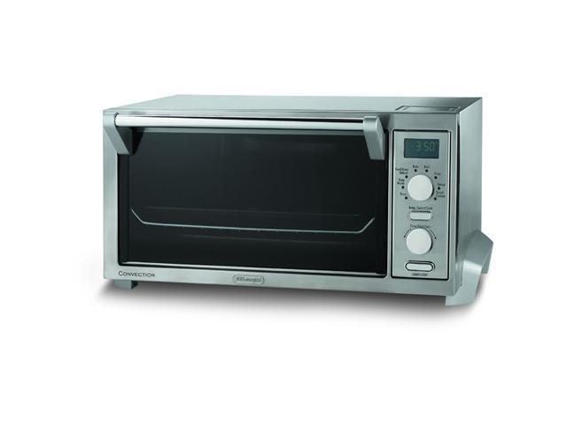 DeLonghi DO1289 Silver Digital Convection Oven