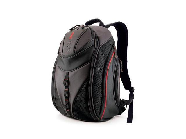Mobile Edge Black/Red Express Laptop Backpack - 16
