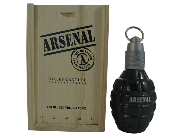 Arsenal Homme Blue by Gilles Cantuel 3.4 oz EDP Spray