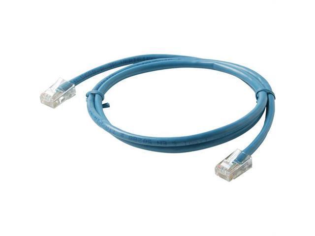 Steren 308-503BL Steren 3' blue cat5e utp patch cord