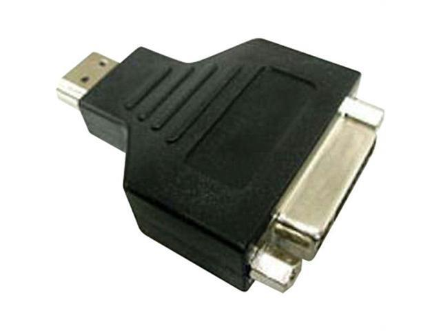 Steren 516-008 Steren hdmi to dvi adapter - dvi-female to hdmi-male