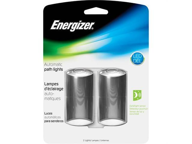 Energizer ENLPLPAT2 Energizer design auto path light 2-packauto on/off sensor on