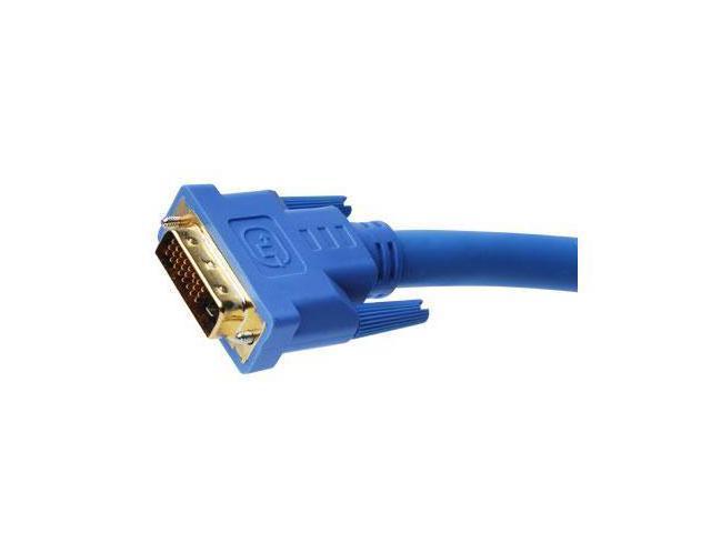 Gefen CAB-DVIC-DL-01MM 1' dual link dvi cable (m-m)