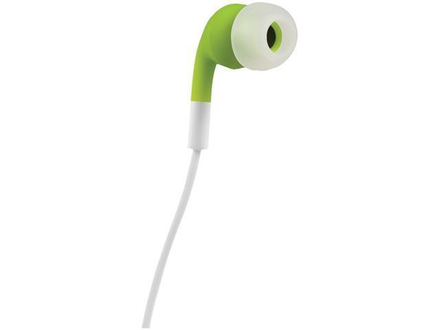 MERKURY M-IPH970 Merkury m-iph970 coretalk in-ear headphones with microphone (green)