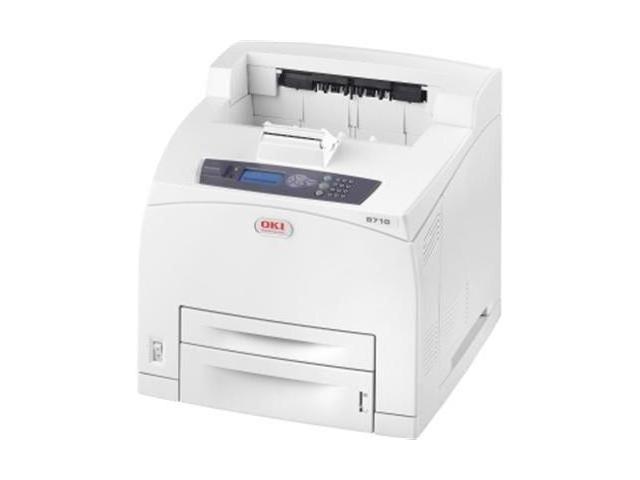 OKIDATA B710dn Duplex Printing Monochrome LED Laser Printer