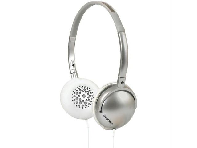 Koss 182999 Koss 182999 active lightweight on ear headphones (silver)